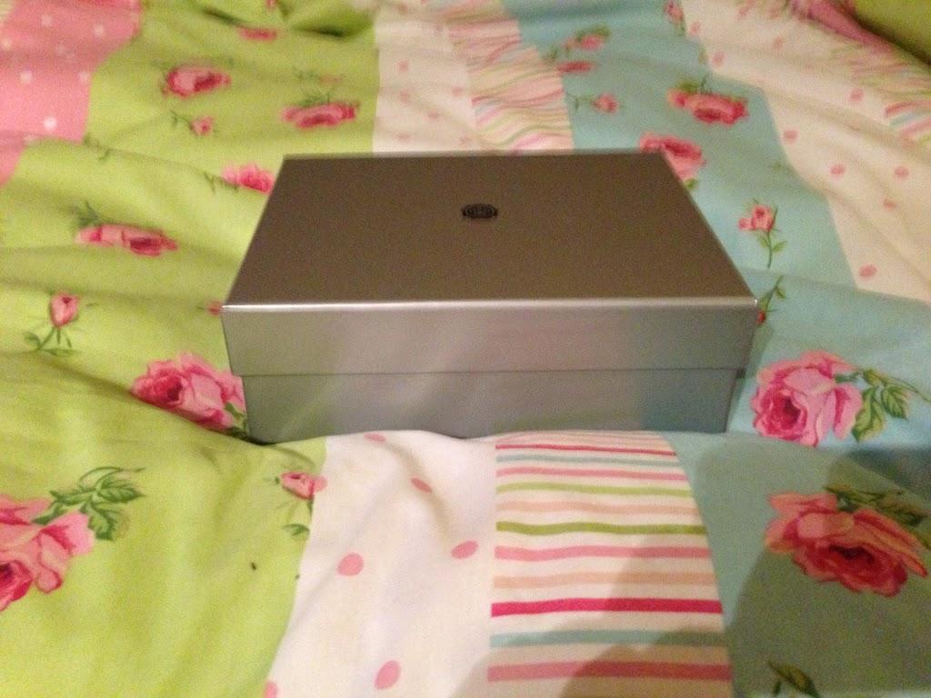 UK December Glossy Box