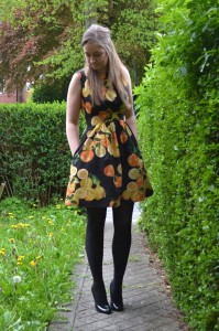 emily and fin lucy dress