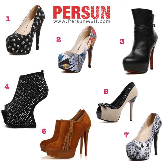 persunmall shoe