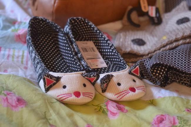 cat slippers