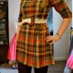 Another Tartan Dress