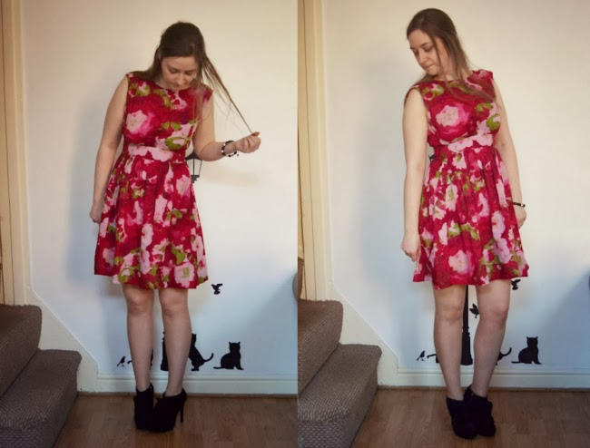 emily and fin floral dress
