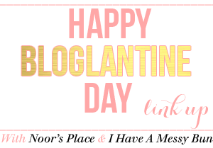 Bloglantine Day