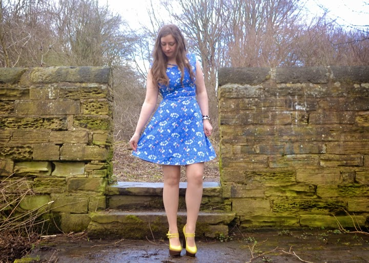 trollied dolly dress