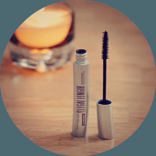 Maybelline Illegal Length Fiber Extensions Waterproof Mascara