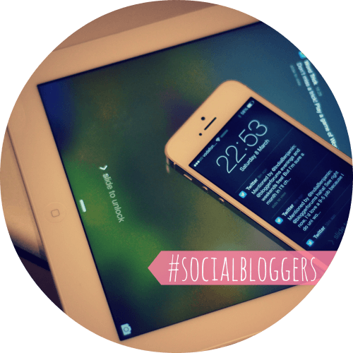 #socialbloggers 10 – working with PRs