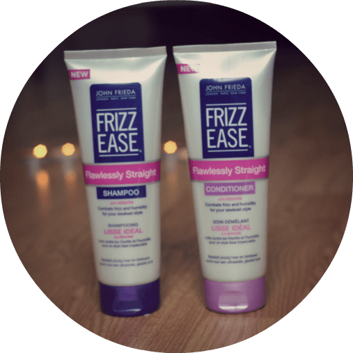 Frizz Ease Flawlessly Straight Review