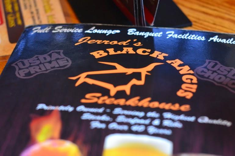 black angus steakhouse, international drive