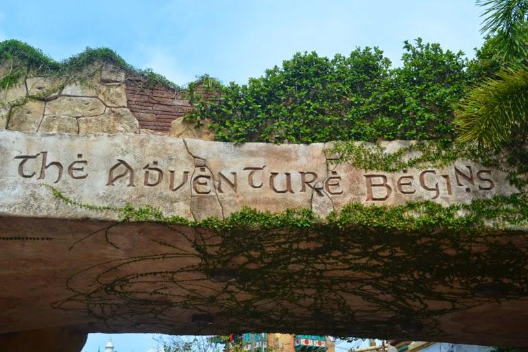 universal studios, island of adventures, orlando