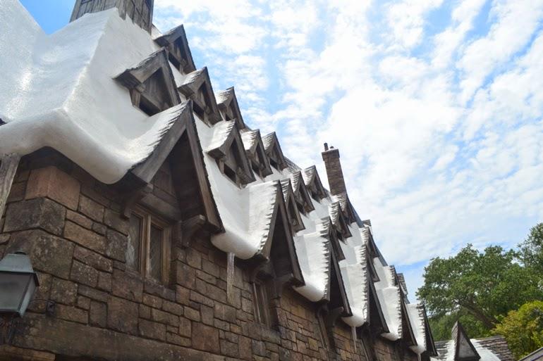 hogwarts, universal studios, island of adventures, orlando, hogsmade