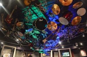 hard rock cafe, universal studios, city walk, orlando