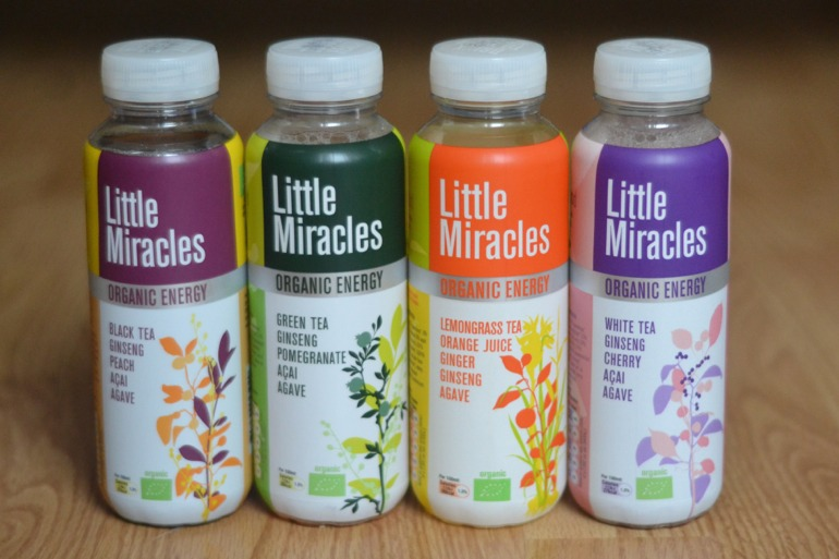 Little Miracles Organic Energy