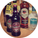 Cocktails with Crabbie's Ginger Beer