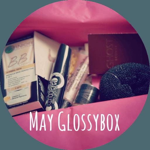 glossybox may 2014