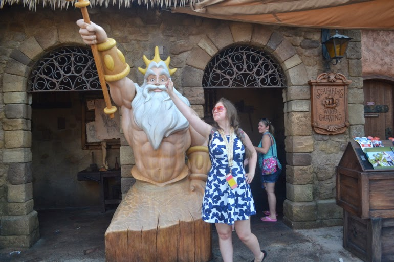 magic kingdom triton