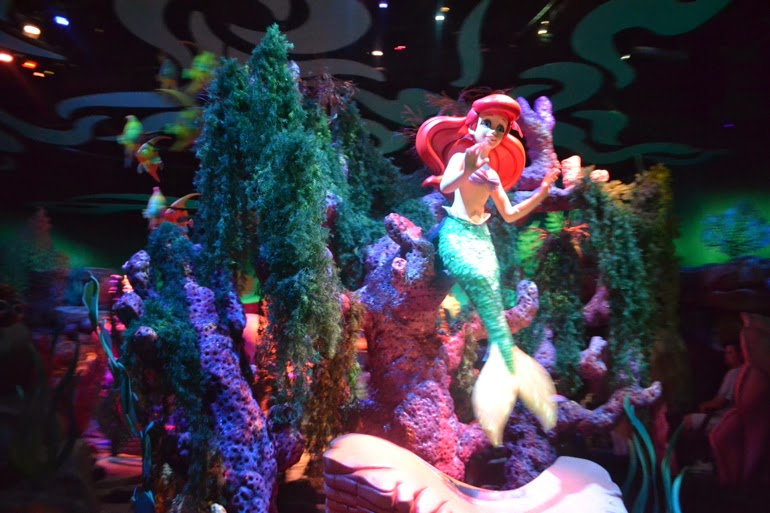 little mermaid's grotto