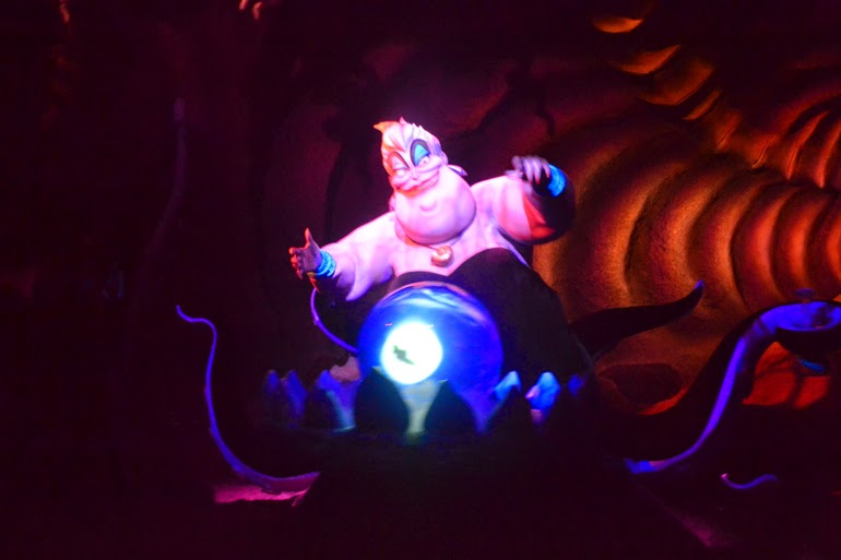 magic kingdom ursula