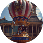 Day 10 – Disney's Magic Kingdom During the Day Time
