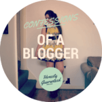 Naughty Pants // Confessions of a Blogger