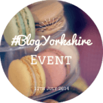 #BlogYorkshire Blogger Event