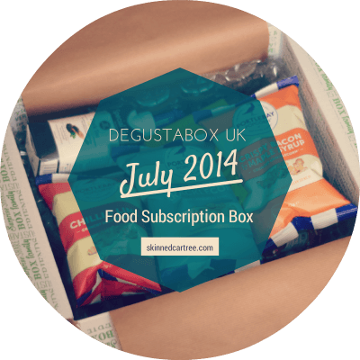 July Degustabox Review