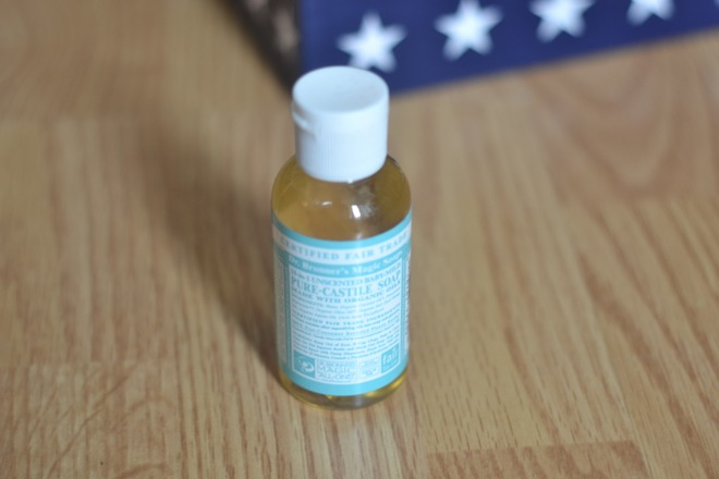 Dr Bronner's Magic Liquid Soaps