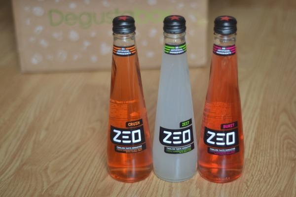 zeo drinks