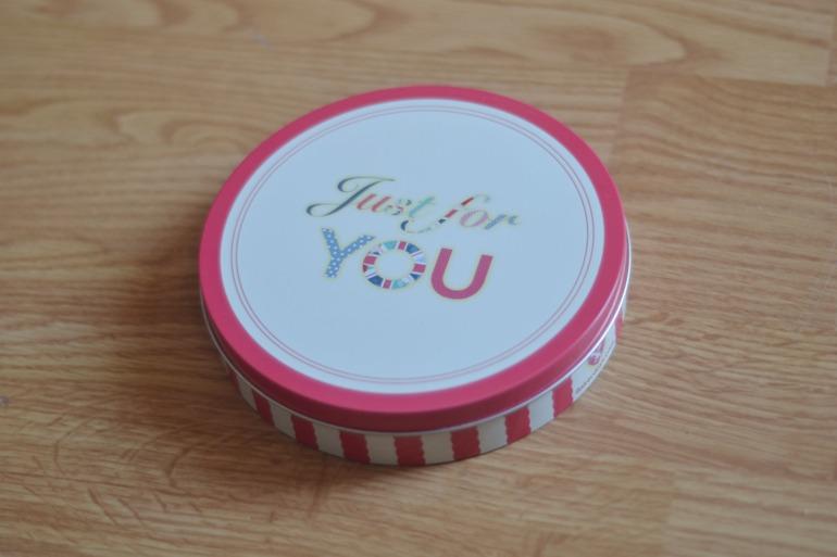 letter box cake