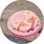 Happy Birthday // Personalised Birthday Cake