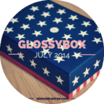 Glossybox July 2014 Review