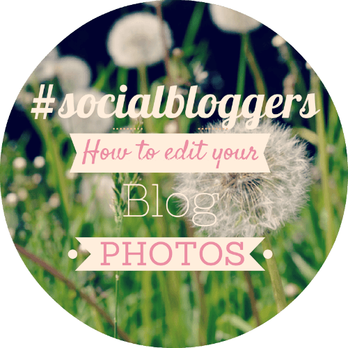 how to edit blog photos