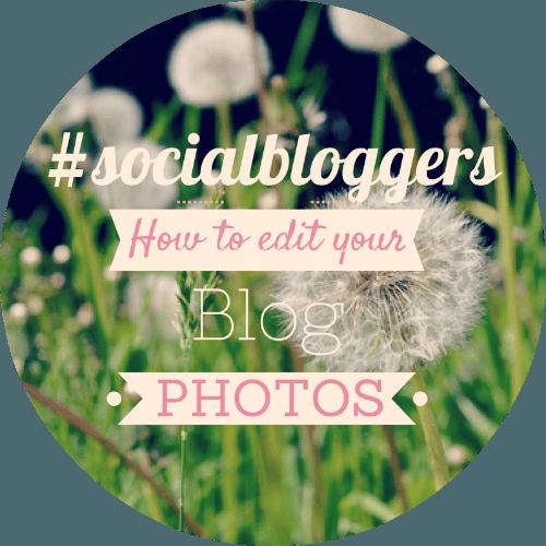 how to edit blog photos