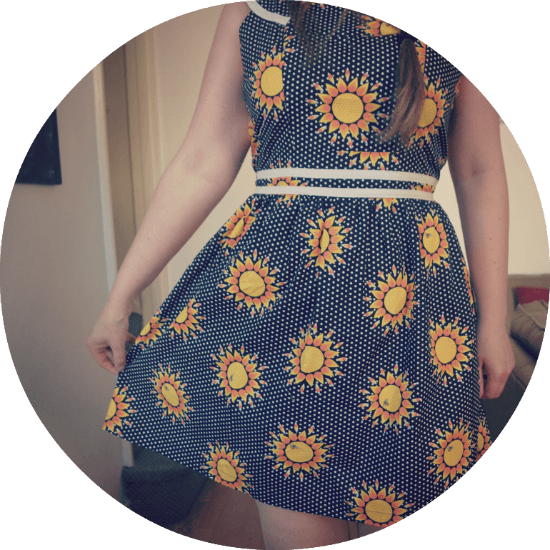 why move to wordpress and a trollied dolly dress