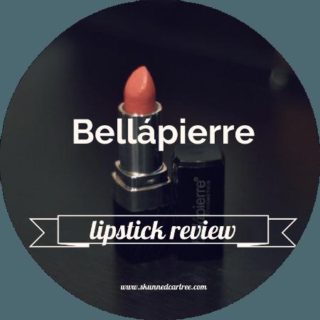 Bellápierre mineral lipstick