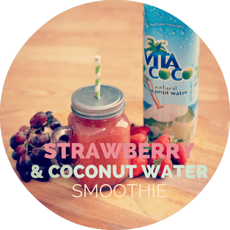 Coconut Water Smoothie