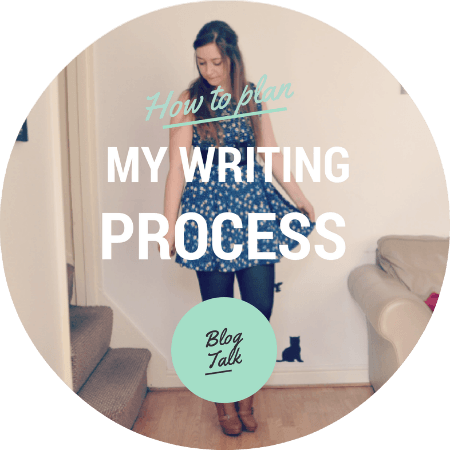 My Writing Process Tour