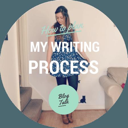 #OOTD & My Writing Process Tour