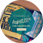 Degustabox August Review