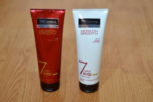 tresemme keratin smooth reviews
