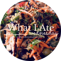 What I Ate (4)