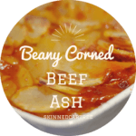 Beany Corned Beef Ash