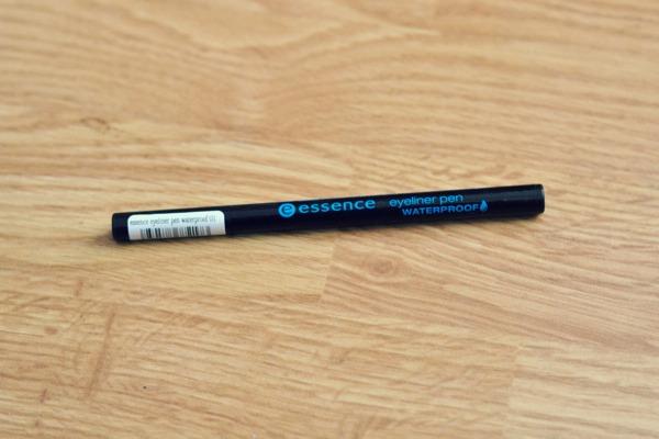 Essence Waterproof Eyeliner Pen Review