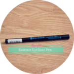 Essence Waterproof Eyeliner Pen. Woo.
