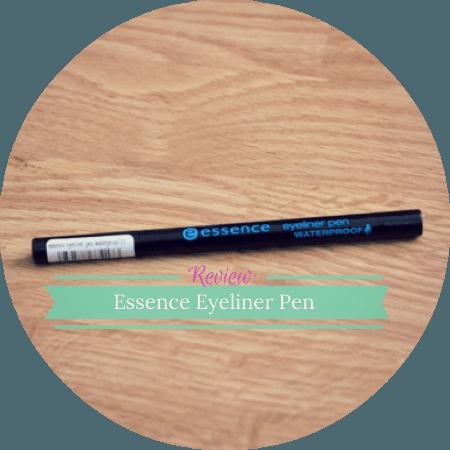 Essence Waterproof Eyeliner Pen