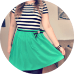 #OOTD // Search for the perfect green dress.