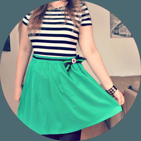 perfect green dress