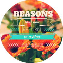 reasons you return to a blog