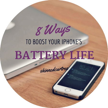 iphone battery tips