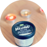 Awkward Products // Volcano Foot Mask By Lush