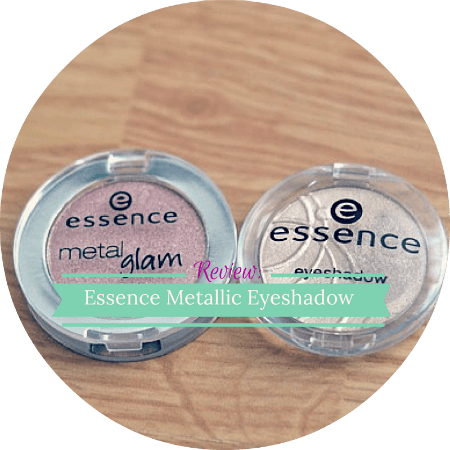 essence metallic eyeshadow
